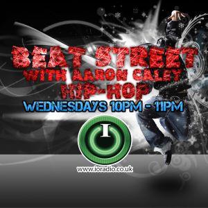 Beat Street with Aaron Caley at IO Radio 120815
