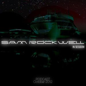 Sam Rockwell - In Session, October Podcast 2012