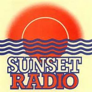 sunset 102 electro mix old cassette