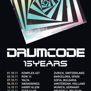 Drumcode 15YR Anniversary (Mix) - Steph Yeah