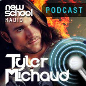 Tyler Michaud - New School Radio May 2012