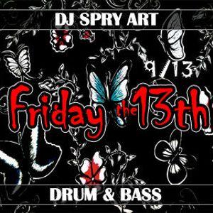 DJ SPRY ART - Friday the 13th 2%15