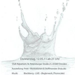Waterlounge-Ausstellungseröffnung 12.5.11 // Jacq''