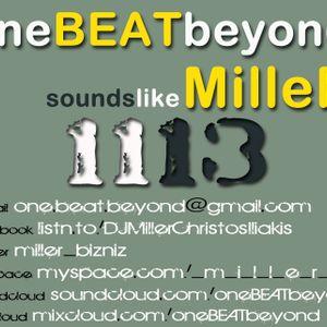 MilleR - oneBEATbeyond 1113