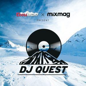 EZ TGR Coors Light x Mixmag DJ Quest 2017