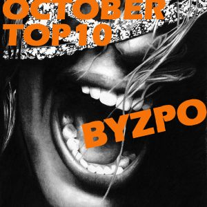 October TOP10 mixed by BYZPO