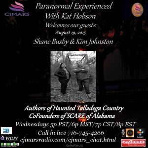 Paranormal Experienced with Kat Hobson 20150819