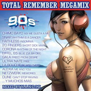 Total Remember Megamix (2010)