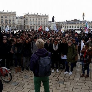Stud'actu du 06 février 2018, blocage total adopté par l'UNEF, mobilisation contre le plan étudiant