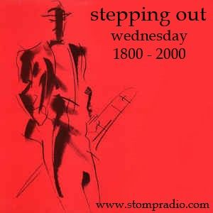 Stepping Out - Stomp Radio - 08/04/2021