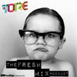 DJ Tore - The Fresh Mix EP01