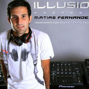Illusions Vol 11 Hosted by Matias Fernandez Vina on Insomnia FM