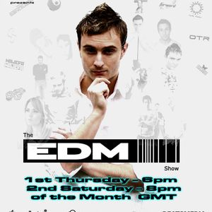 032 The EDM Show with Alan Banks & guest Solarstone