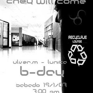 DJ Set 19 enero 2oo8 :: REC Lounge @ Guatemala