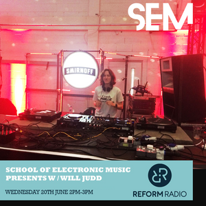 Reform Radio: School of Electronic Music Presents Featuring Lucy Ironmonger June 20th 2018