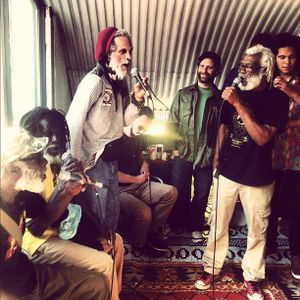 The Congos A cappella / The Music Show / Australia / November 19, 2011