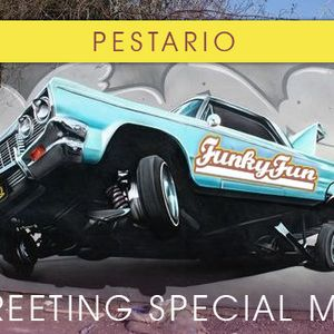 pestario - greeting special mix