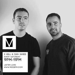 12/12/2015 - E Hill & Dan James - Mode FM (Podcast)
