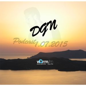 DJ DGN PODCAST - 01.07.2015
