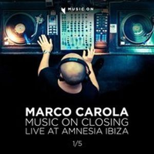 Marco Carola - Music On Closing - 28-09-12 Live at Amnesia Ibiza