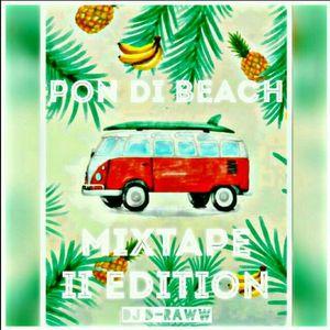 Pon di Beach Mixtape II Edition