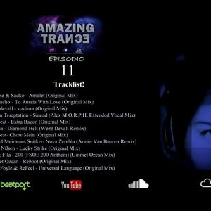 Amazing Trance - Episodio 11 Junio 2012