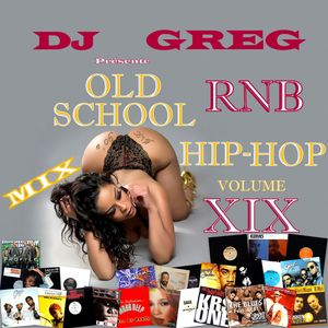 OLD SCHOOL  RNB  HIP-HOP MIX 90's  VOL.19