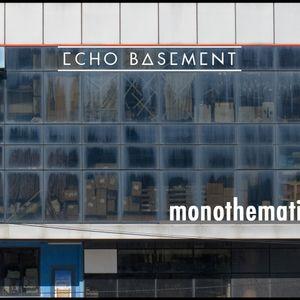 Monothematics S01 E08 - Συνέντευξη Echo Basement