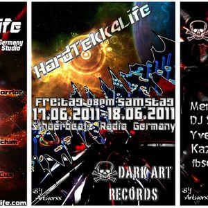 beatCirCus @ hardtekk4life meets Dark Art Records on sthoerbeatz radio germany 18.06.11