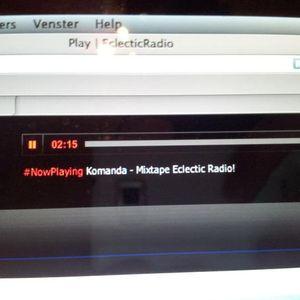 Komanda - LiveSet @EclecticRadio