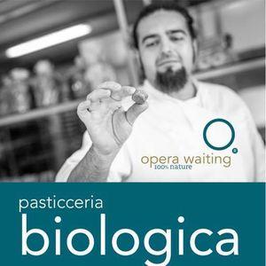 Radio Stonata. OGGI. Rubrica. Il pasto nudo. 23.02.2016. Opera Waiting. pasticceria naturale.