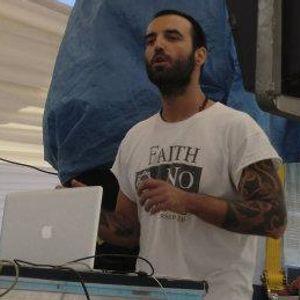 Martian Arts DJ set @ dR.Insekt's DICE Radio show 25/10/2012