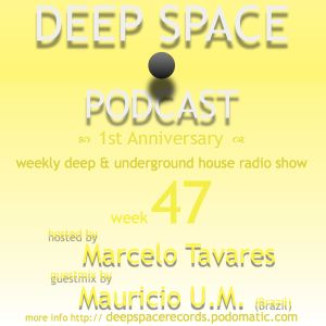 Deep House Classic Mix! for Deep Space Podcast!