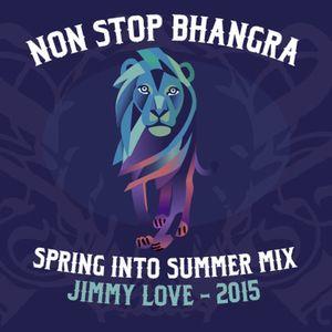 NSB - SPRING INTO SUMMER MIX - 2015 (DJ JIMMY LOVE)