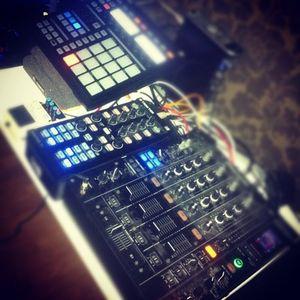 Rabbit Hole 003 (Studio session with Nicklas Enace)