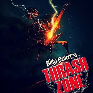 Thrash Zone with Mudface, Death Angel, American Wrecking Company, Salem Knights