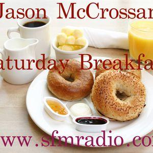Saturday Breakfast Show with Jason McCrossan