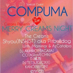 Merry Creams Night 2010