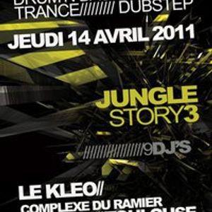 Jungle Story 3 April 2011