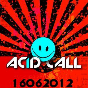 Stefan ZMK @ 2 Years Acid Call - Antwerp 2012 [acid|mental|tekno]