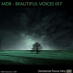 MDB - BEAUTIFUL VOICES 017 (AMBIENTAL-TRANCE MIX)