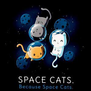 Kitty and Iliana's Space Odyssey