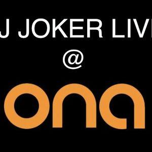 Dj Joker- Live @Ona Roses