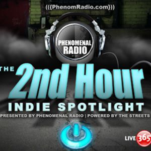"""Live Show 2nd Hour Indie Spotlite 