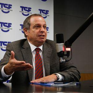24-01-2018 | Carlos César | Programa Almoços Grátis - TSF