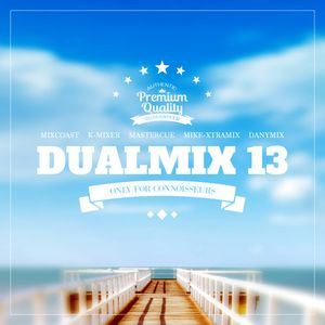 DUALMIX 13  : Mastercue, Danymix,  Kriss K-Mixer, XtraMike and Mixcoast.