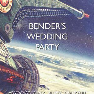 BluEye @ Bender's wedding party - Bocca Club, Olomouc 07-10-2017