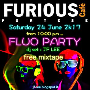 JF LEE Promo June 2017 - live from Furious cafè Portese - Garda see, Bs, It.