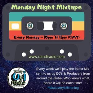 Runo B - Monday Night Mixtape - Live from Inkspot - 29-07-2019
