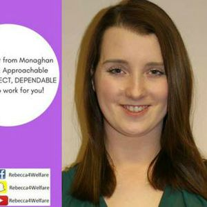 #NUIGSU17 Rebecca Tierney - Candidate for Welfare